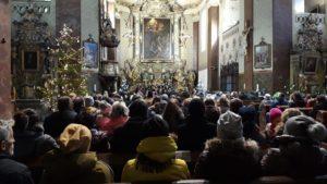 Vánoční koncert v Žamberku